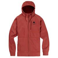 Burton Men's Crown Bonded Full Zip Hoodie - Men's