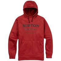 Bitters Heather Burton Crown Bonded Pull Over Mens