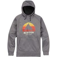 Monument Heather Burton Crown Bonded Pull Over Mens