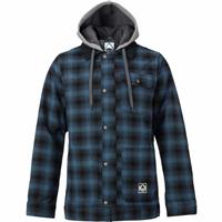 Porter Plaid Yarn Dye Burton Dunmore Jacket Mens