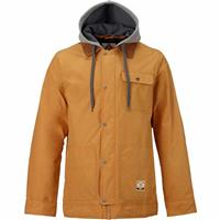 Syrup Waxed Burton Dunmore Jacket Mens