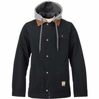 True Black Oxford Burton Dunmore Jacket Mens