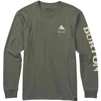 Dusty Olive Burton Elite Long Sleeve T Shirt Mens