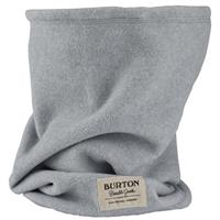 Gray Heather Burton Ember Fleece Neck Warmer