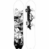 161 Burton Fish Snowboard Mens