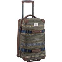 Tanimbar Print Burton Wheelie Flight Deck Travel Bag