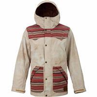 Surplus Canvas / Stag Stripe Burton Folsom Jacket Mens