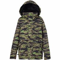 Burton Fray Jacket - Boy's - Beast Camo