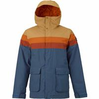 Syrup / Maui Sunset / Picante / Washed Blue Burton Frontier Jacket Mens