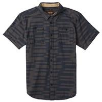 Ikat Woven Burton Glade SS Shirt Mens