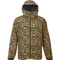 Kelp Guatikat Burton Gore Tex 2L Packrite Jacket Mens