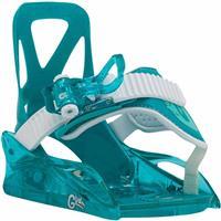 Sea Glass Green Burton Grom Snowboard Bindings Youth
