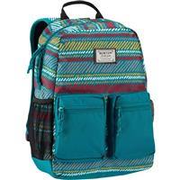 Paint Stripe Print Burton Gromlet Pack Youth