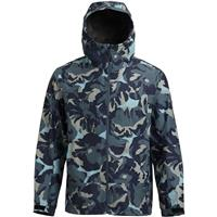 Burton Gore Tex Packrite Rain Jacket Mens