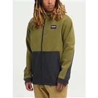 Burton Hayrider Sweater Fleece Hoodie Mens