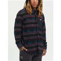 Burton Hearth Fleece Shirt Mens