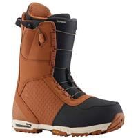 Brown / Black Burton Imperial Snowboard Boot 19 Mens