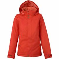 Coral Burton Jet Set Jacket Womens