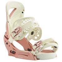 Rose Gold Burton Lexa EST Bindings Womens