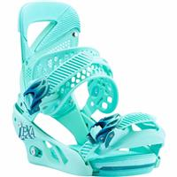 The Team Deal Burton Lexa Snowboard Bindings Womens