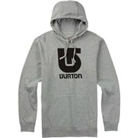 Burton Logo Vert Pullover Hoodie Mens
