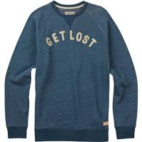 Indigo Heather Burton Lost & Found Crew Mens