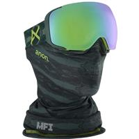 Burton MFI Lightweight Neckwarmer - Deer Mountain Green