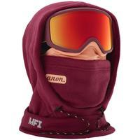 Purple Burton MFI X Large Hood Clava Womens