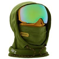 Green Burton MFI XL Hooded Balaclava