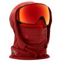Red Burton MFI XL Hooded Balaclava