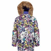 Animalia Burton Minishred Aubrey Jacket Girls