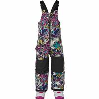 Animalia Burton Minishred Maven Bib Pant Girls