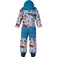 Big Bad Wolf / Mountaineer Burton Minishred Striker One Piece Boys