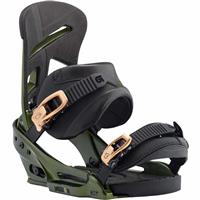 Track Day Green Burton Mission EST Snowboard Bindings Mens