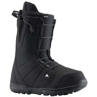 Black Burton Moto Snowboard Boots Mens