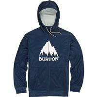 Eclipse Heather (16) Burton Oak Full Zip Hoodie Mens