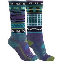 Burton Performance Midweight Sock - Youth - Wildstyle