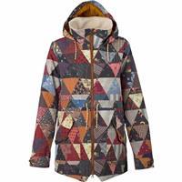 Kalidaquilt Burton Prowess Jacket Womens