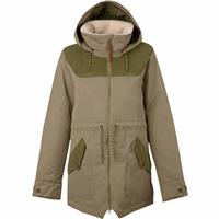 Rucksack / Keef Cord Burton Prowess Jacket Womens