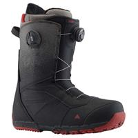 Black Fade Burton Ruler Boa Snowboard Boot 19 Mens