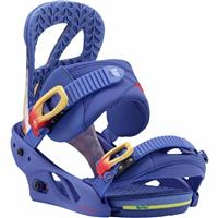 Sunset Social Burton Scribe Snowboard Bindings Womens