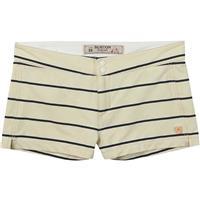 Canvas Field Stripe Burton Shearwater Boardshort Womens