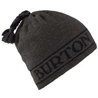 Gray Heather Burton Tatonic Beanie Mens