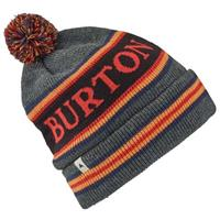 True Black Sunset Burton Trope Beanie Mens