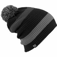 True Black / Faded Burton Whats Your 9er Beanie Mens