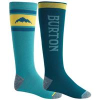 Burton Weekend Midweight 2-Pack Socks - Men's