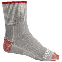Burton Wool Hiker Sock - Men's - Gray Heather