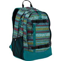 Paint Stripe Print Burton Youth Day Hiker Pack 20L Youth