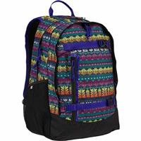 Figaro Stripe Print Burton Youth Day Hiker Pack Youth