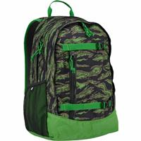 Slime Camo Print Burton Youth Day Hiker Pack Youth